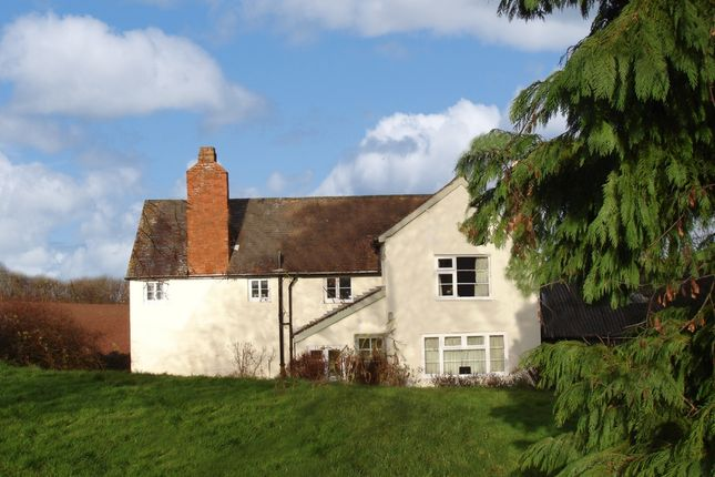 Thumbnail Terraced house to rent in Pensons Farmhouse, Stoke Bliss