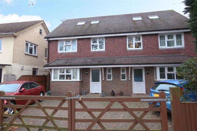 4 bed semi-detached house for sale in Rickman Crescent, Addlestone KT15