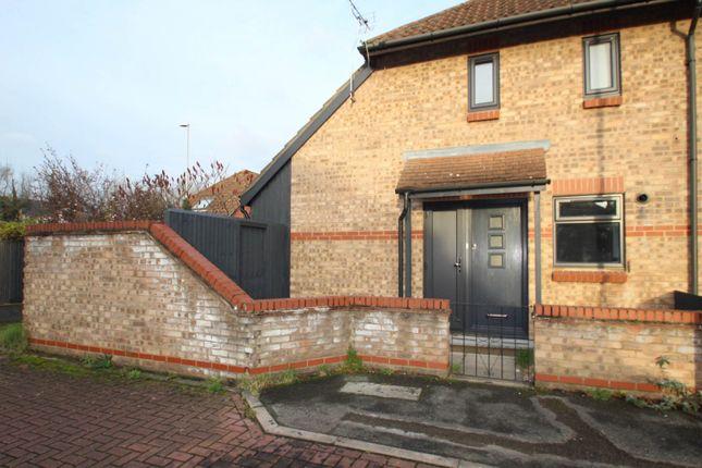 Thumbnail Semi-detached house to rent in Callander Close, Cambridge