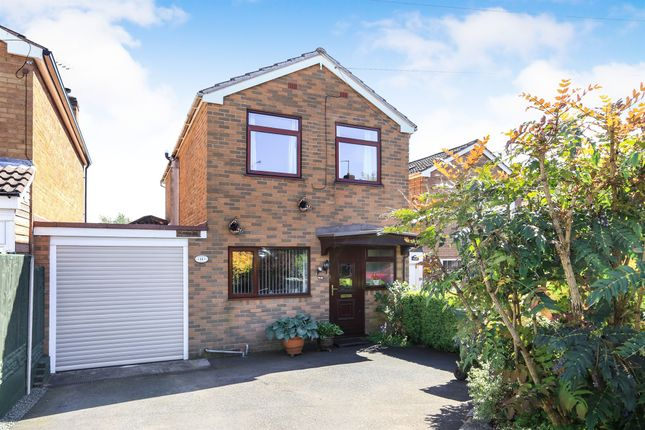 Thumbnail Link-detached house for sale in Chesshire Close, Stourport-On-Severn