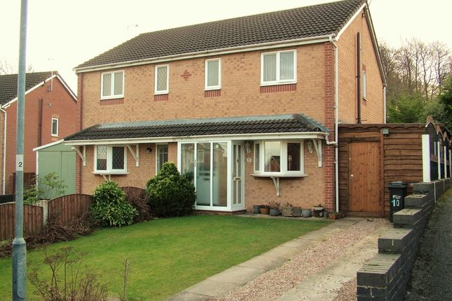 Thumbnail Semi-detached house for sale in Higher Close, Connah's Quay, Deeside