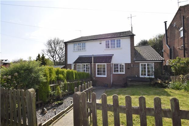 Thumbnail Semi-detached house for sale in Smith Close, Ninfield, Battle, East Sussex