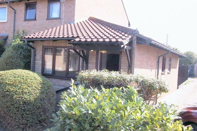 Thumbnail Bungalow for sale in Wetherby Way, Peterborough