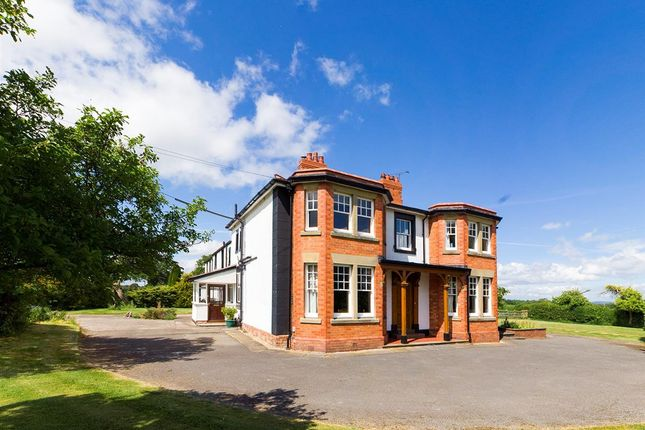 Thumbnail Detached house for sale in Eyton, Wrexham