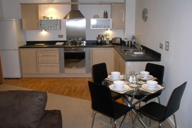 2 bed flat to rent in Adamson House, 4 Elmira Way, Salford
