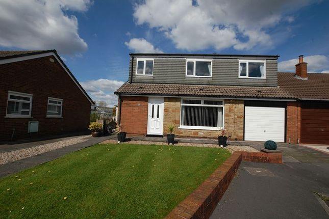 Thumbnail Semi-detached bungalow for sale in Spencer Avenue, Little Lever, Bolton