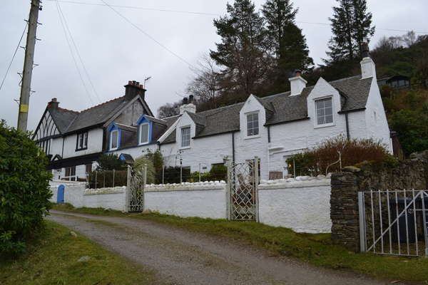Thumbnail Cottage for sale in Croftbank Lochranza, Isle Of Arran