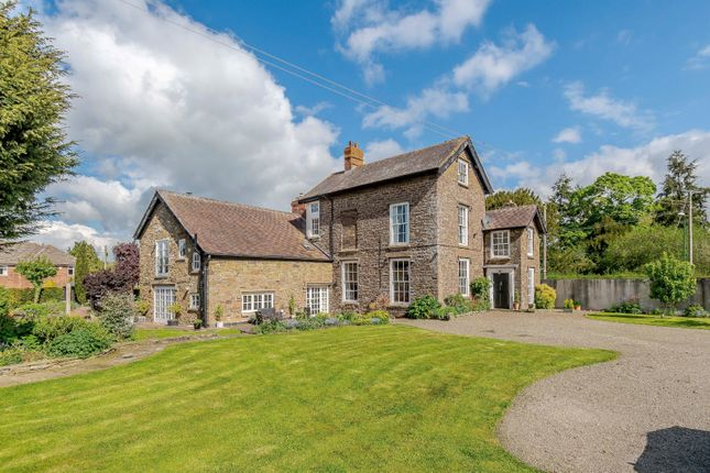 Thumbnail Detached house for sale in Wistanstow, Craven Arms, Shropshire