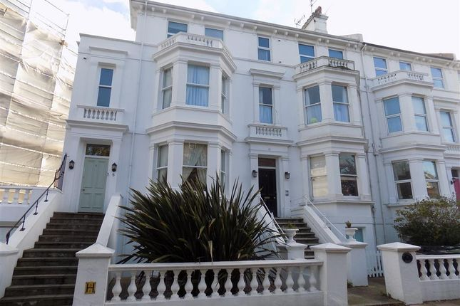 Thumbnail Flat to rent in Silverdale Road, Eastbourne