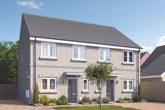 """Thumbnail Property for sale in """"The Gosfield (Semi-Detached)"""" at Jones Hill, Hampton Vale, Peterborough"""