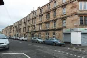 Thumbnail Flat to rent in Daisy Street, Glasgow