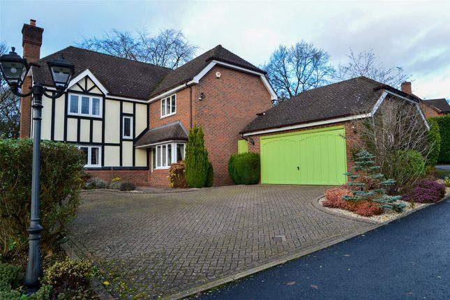 Thumbnail Detached house for sale in The Hollies, Barnt Green, Birmingham