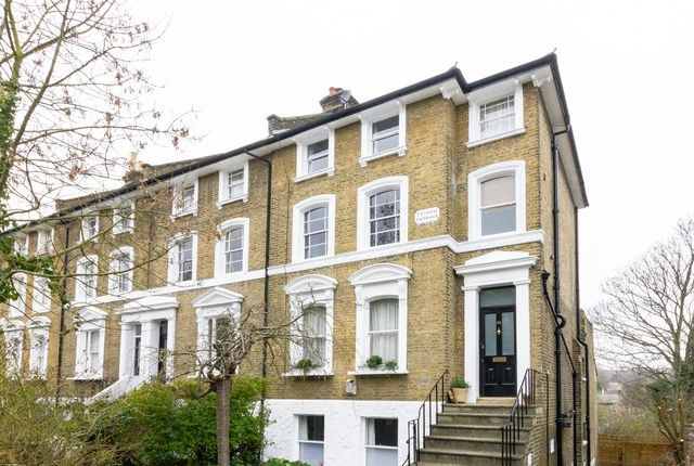 Thumbnail Flat to rent in Upper Brockley Road, Brockley, London