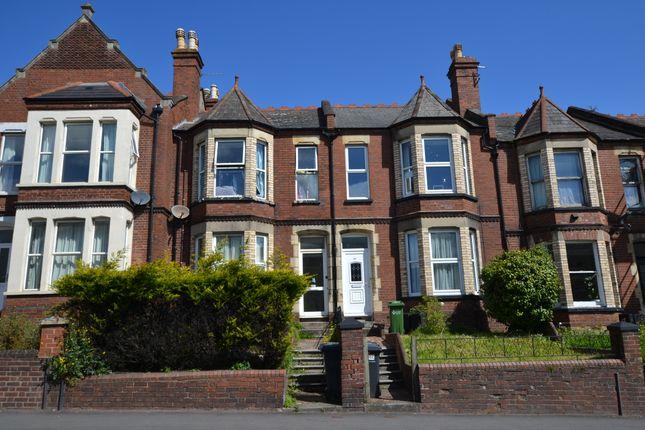 Thumbnail Flat to rent in Main Road, Pinhoe, Exeter