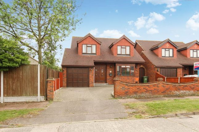 Thumbnail Detached house for sale in Beedell Avenue, Wickford