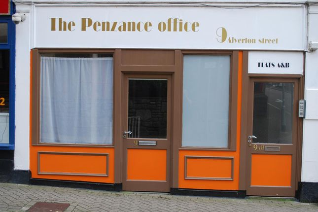 Thumbnail Property to rent in Alverton Street, Penzance