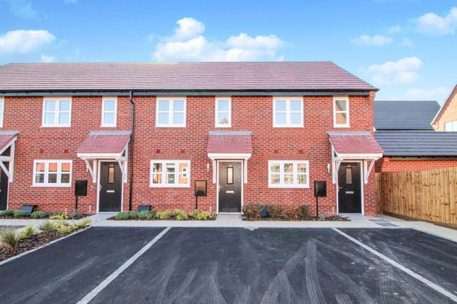 Thumbnail Terraced house for sale in 32 Wheatcroft Drive, Nottingham