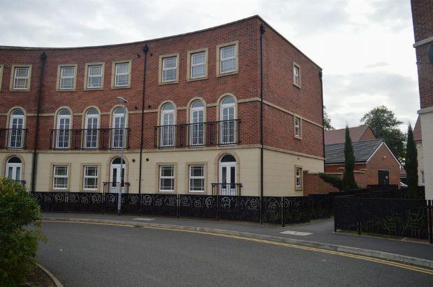 Thumbnail Flat to rent in Oak Grove, Cherry Orchard, Northampton