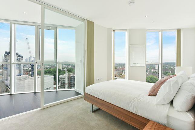 Bedroom of Sky Gardens, Wandsworth Road, Nine Elms SW8