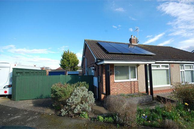 Thumbnail Semi-detached bungalow to rent in Oundle Drive, Moulton, Northampton