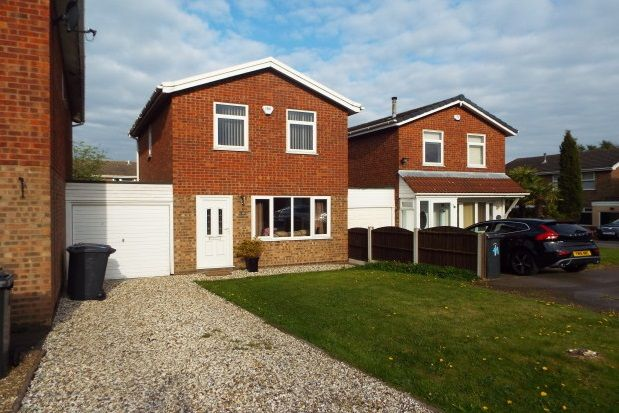 Thumbnail Detached house to rent in Earl Drive, Burntwood