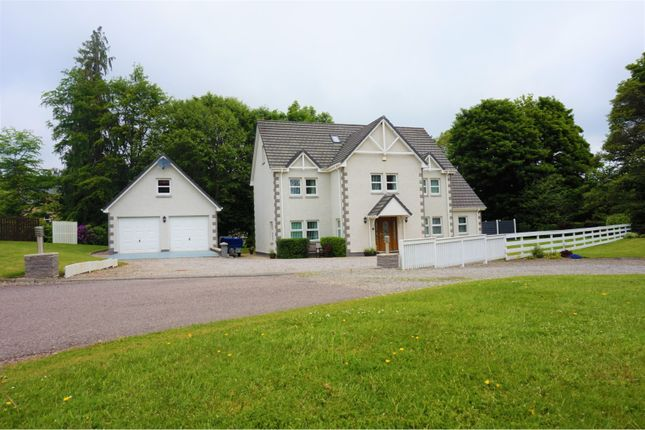 Thumbnail Detached house for sale in Millbank Park, Munlochy