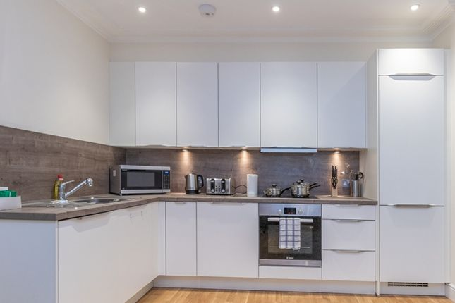 Typical Kitchen of King Street, London W6