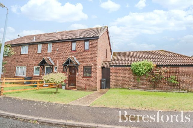 Thumbnail End terrace house for sale in Wagtail Drive, Heybridge