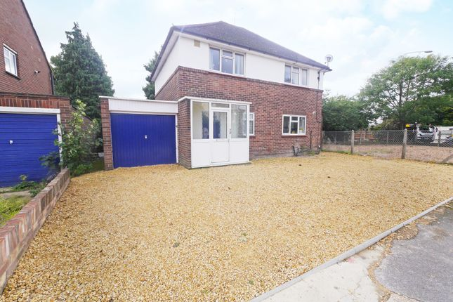 Thumbnail Detached house for sale in Lodge Close, Cowley, Uxbridge