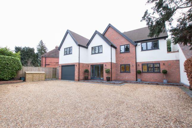Detached house in  Warwick Road  Solihull  West Midlands  Birmingham