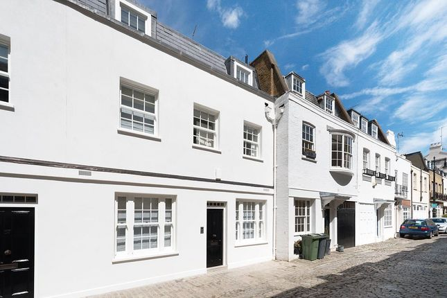 Detached house for sale in Eaton Mews North, London