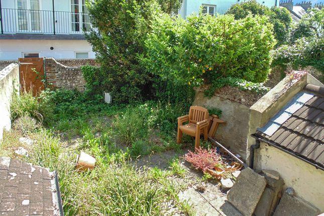 Garden of Grafton Road, Worthing BN11