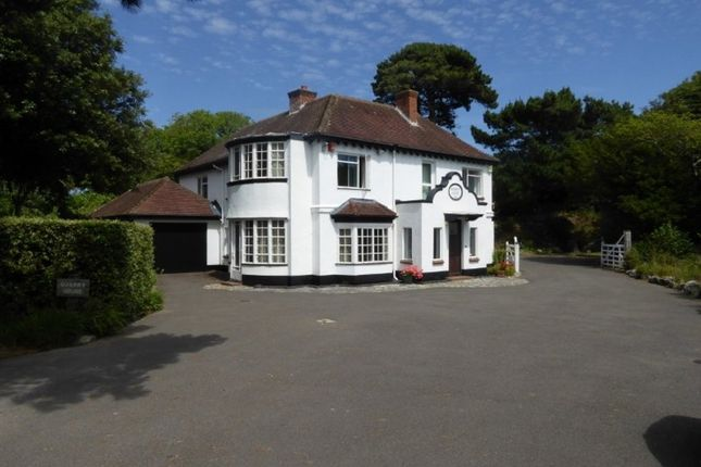 Thumbnail Detached house for sale in Salterns Road, Stubbington, Fareham