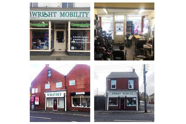 Thumbnail Commercial property for sale in Bishop Auckland DL14, UK