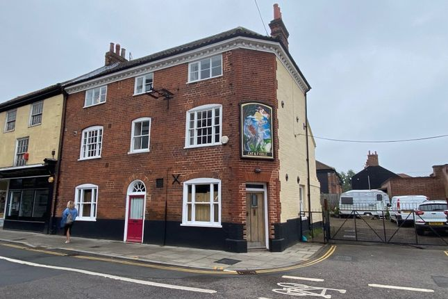 Thumbnail Retail premises for sale in Cat And Fiddle, 105 Magdalen Street, Norwich, Norfolk