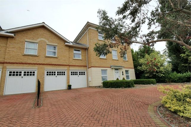 Thumbnail Detached house for sale in Baynard Avenue, Flitch Green, Dunmow, Essex