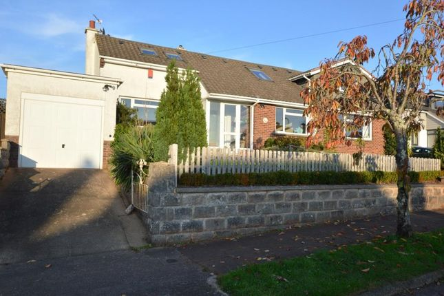 Thumbnail Detached bungalow to rent in Seaway Lane, Torquay, Devon