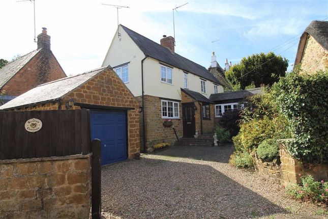 Thumbnail Detached house for sale in Brook Street, Moreton Pinkney, Northamptonshire
