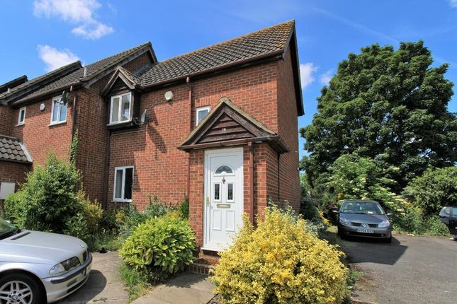 Thumbnail Semi-detached house to rent in Field Close, Harlington