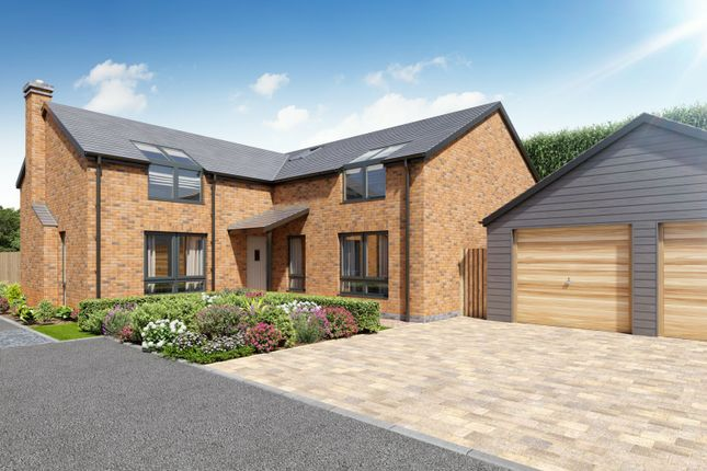 Thumbnail Detached house for sale in Plot 2 Course Lane, Wigan