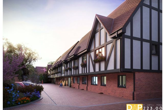 2 bed flat for sale in Timber Court, 31 Ewell Road, Cheam Village, Sutton SM3