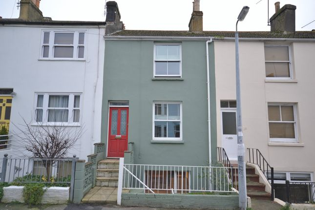 3 bed terraced house for sale in Hanover Terrace, Brighton