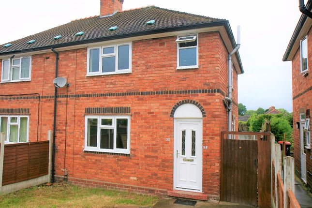 3 bed semi-detached house to rent in Steventon Road, Telford, Wellington
