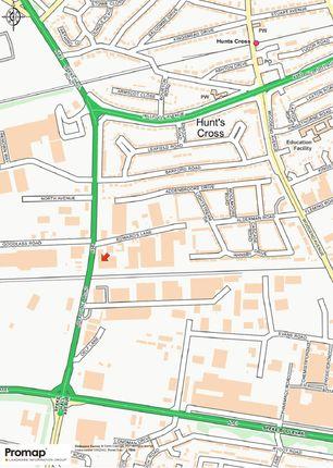 Thumbnail Land for sale in Edwards Lane, Speke