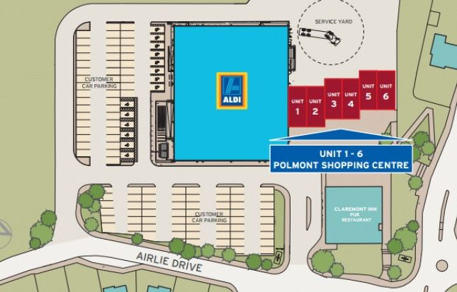 Thumbnail Commercial property for sale in Airlie Drive, Polmont