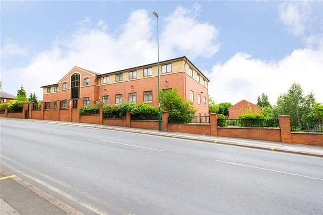 Thumbnail Office to let in The Gables, Sherwood Rise, Nottingham