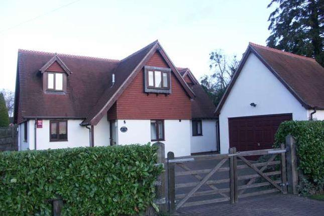 Thumbnail Detached house to rent in Halton Village, Near Wendover, Bucks