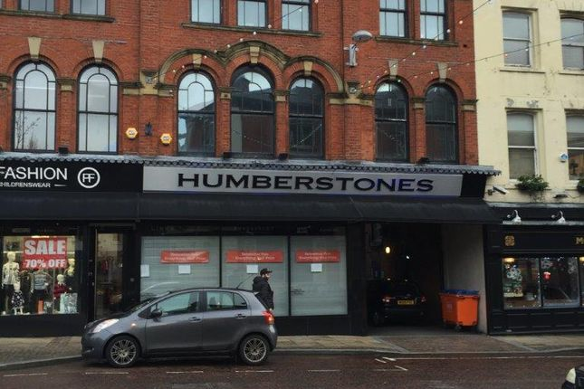Thumbnail Commercial property for sale in 82 King William Street, Blackburn