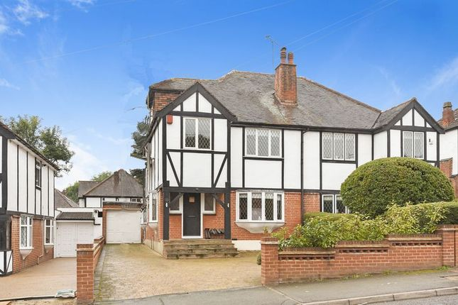 4 bed semi-detached house for sale in Blendon Road, Bexley DA5