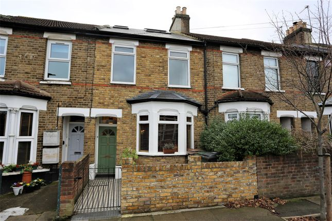 Thumbnail Terraced house to rent in Brunswick Street, Walthamstow, London